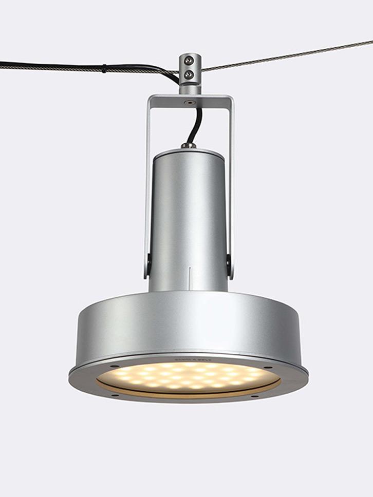 Arne Family - Catenary lighting
