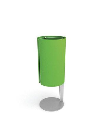 Baby Herman Litter bin by LAB23