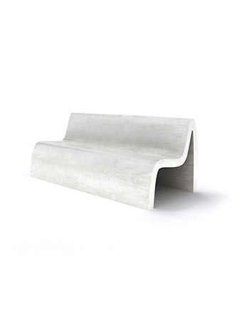 Emme Bench by LAB23