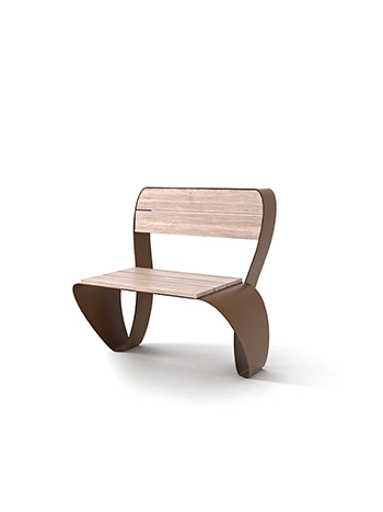 Fluxus Chair by LAB23