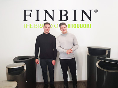 All Urban Partner with FinBin